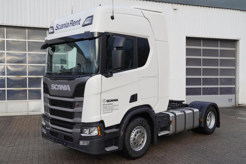 Scania Rental Truck
