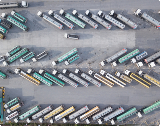 Trucks grid